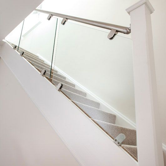 Glass Staircase Balustrade Kit: Our Wonderful Gallery Of Staircases Refurbishments