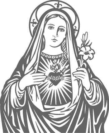 Vector Religious Art for cutting plotter. Other items for ...