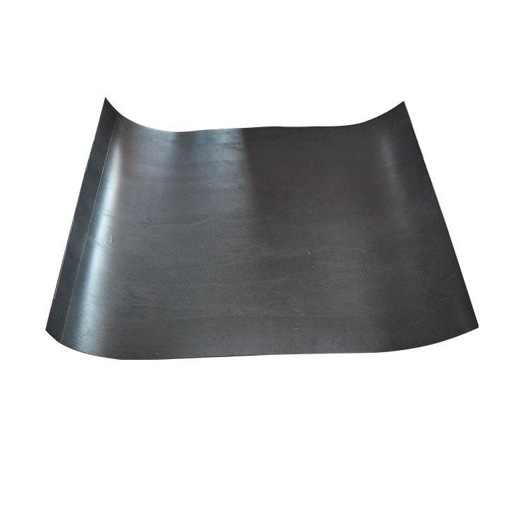 Hot Item Black Hdpe Recyled Packaging Plastic Slip Sheet Pallet In 2020 Plastic Pallets Pallet Transport Pallet Size