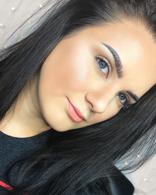 Nyx cosmetics , Morphe brushes , glow, MAYBELLINE Makeup