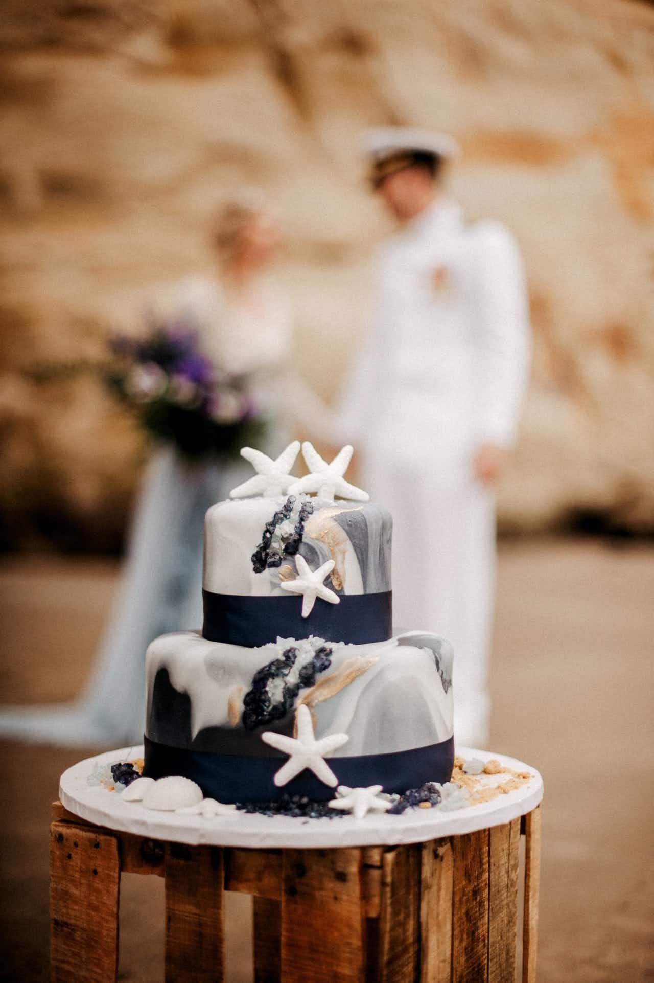 Dreamy Nautical Wedding Inspiration at Pelican Pub