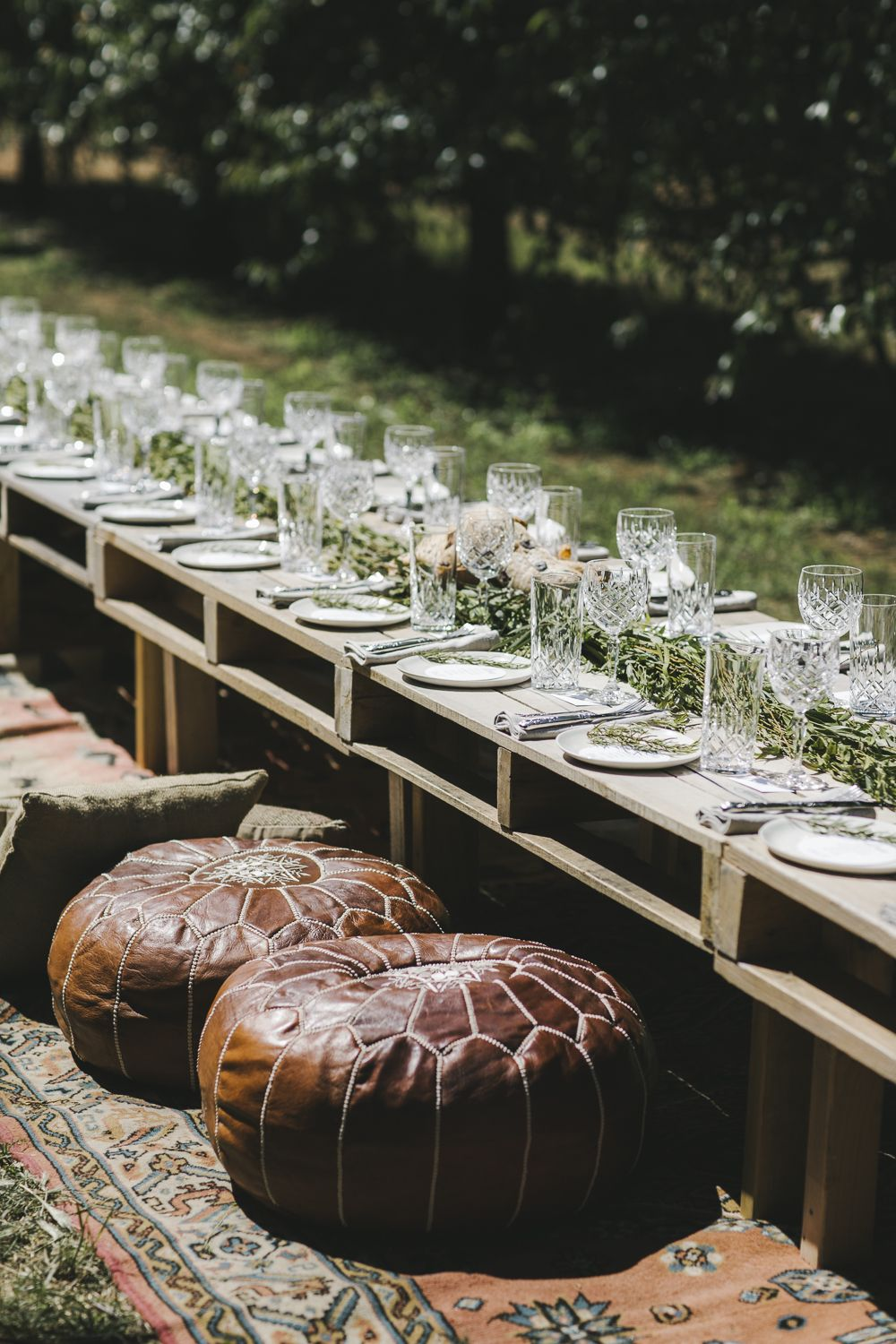 Naomi Miles' 30th Birthday in a Vineyard | Spell & The Gypsy Collective Blog
