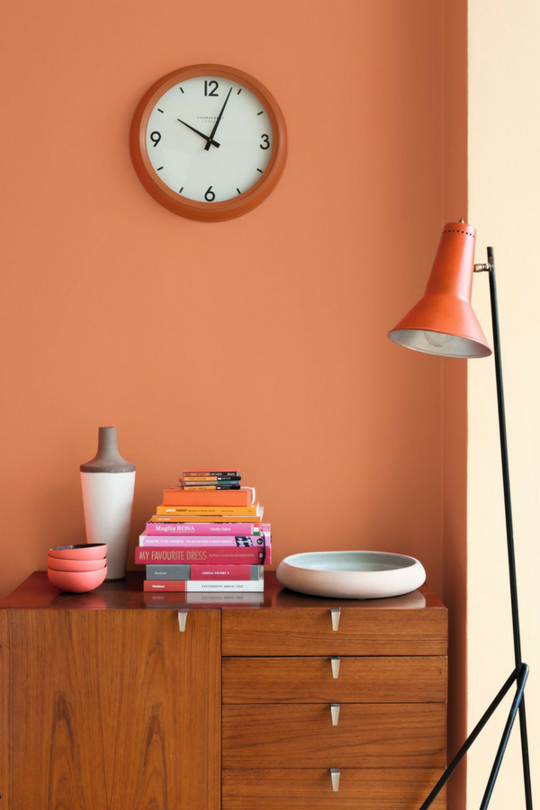 Dulux Heritage Inca Orange Diamond Matt 2 5 L Paint Orange