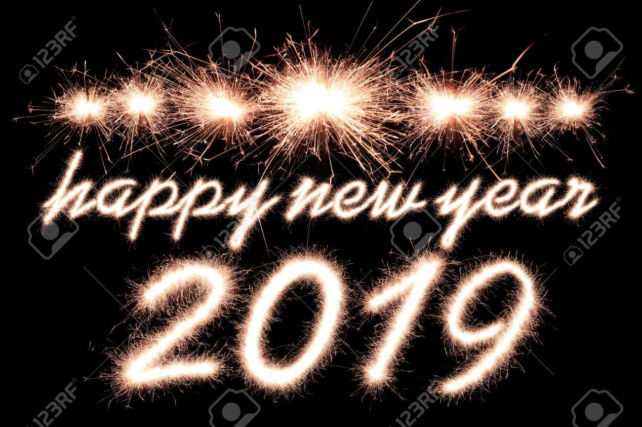 Gif Animated Happy New Year 2019 You Know That Happy New Year Is