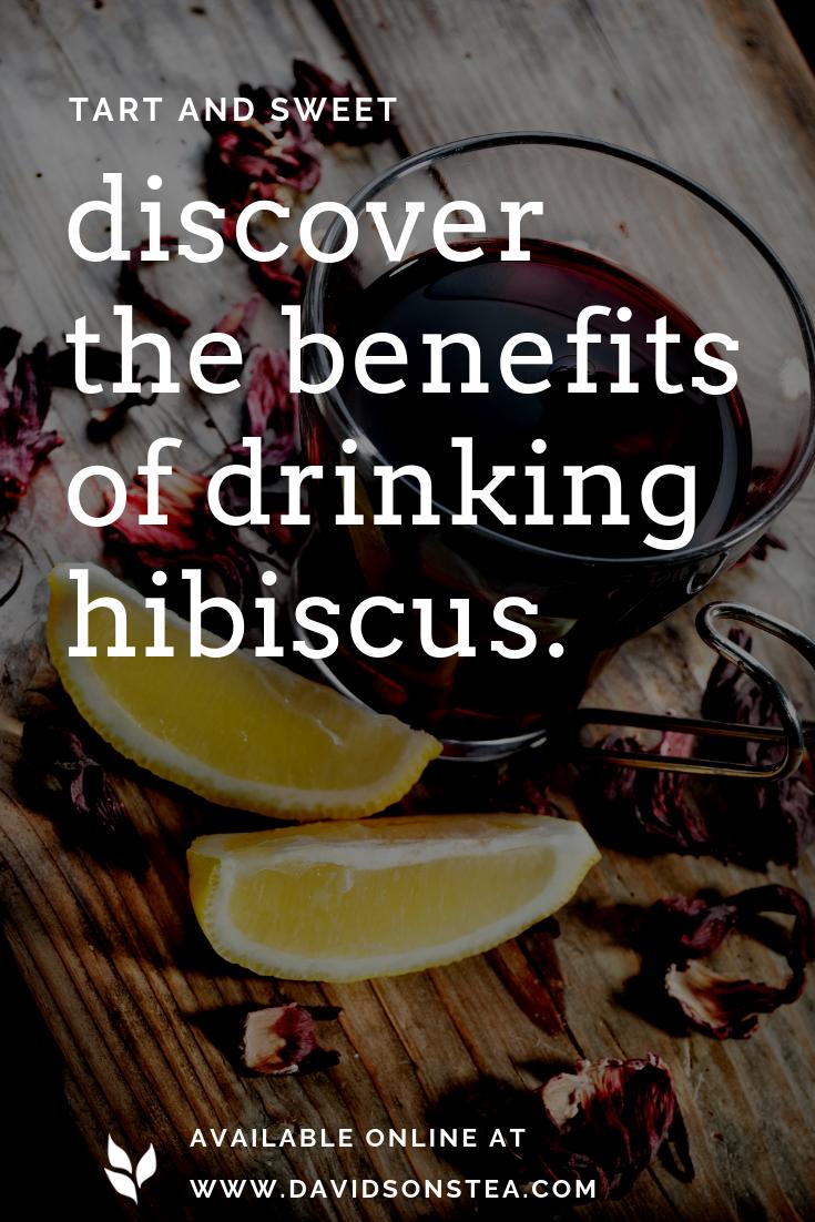 Try Davidsons Tulsi Hibiscus Flower Tea Benefits Hibiscus