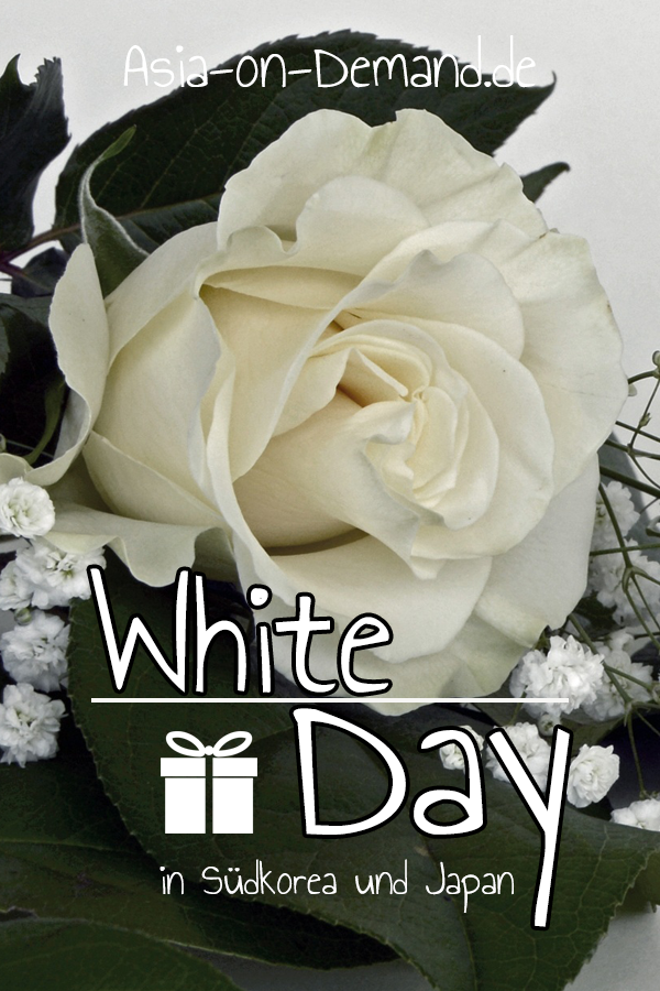 Japan valentinstag white day