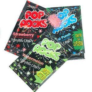 Pop Rocks-Peta Zetas, aquí sólo los había de fresa
