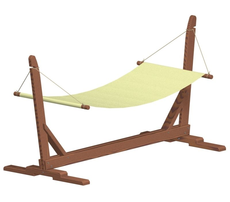 Garden Hammock With Stand Plan Woodworking Furniture Plans Wood Diy Wood Projects