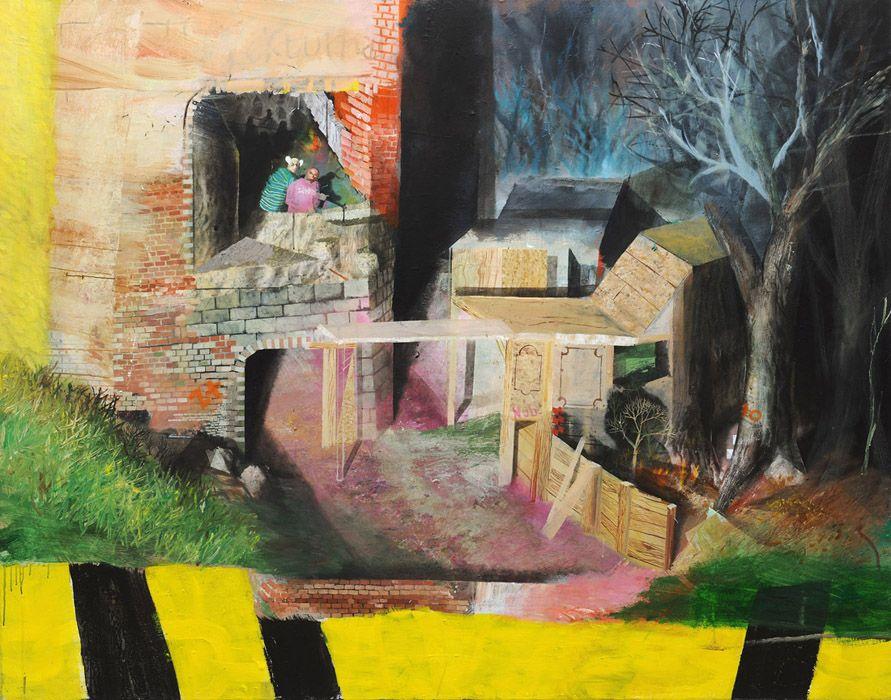 julius hofmann malerei 2014 idee farbe moderne spanischer maler kunst thomas köhler berlinische galerie