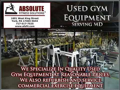 Fitness Equipment Maryland No Equipment Workout Used Gym Equipment Maryland