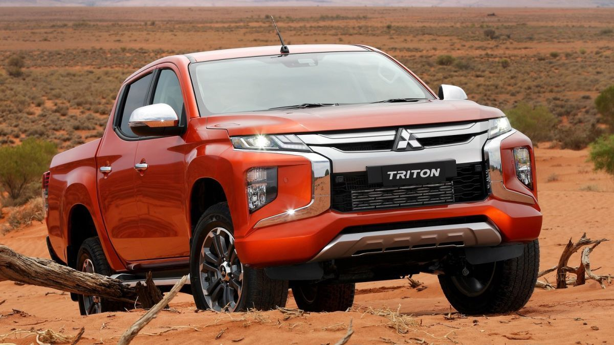 Mitsubishi Truck 2020 The 2020 Mitsubishi Triton Would Be Great As Ram S Ranger Competitor The 2020 Mitsubishi Triton Would Be Great As Ram S Ranger Competitor