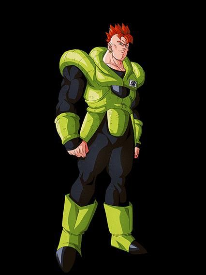Chibi Android 16 By Maffo1989 Chibi Dragon Dragon Ball Chibi