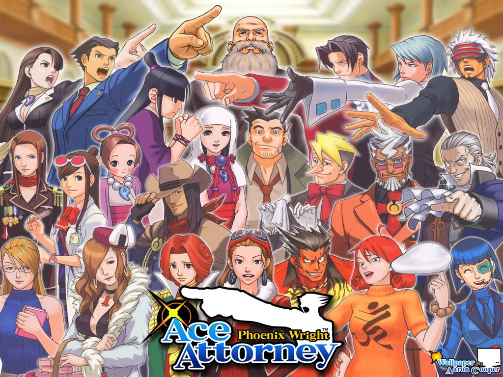 The Ace Attorney Series Is A Must Play A Game About Being A