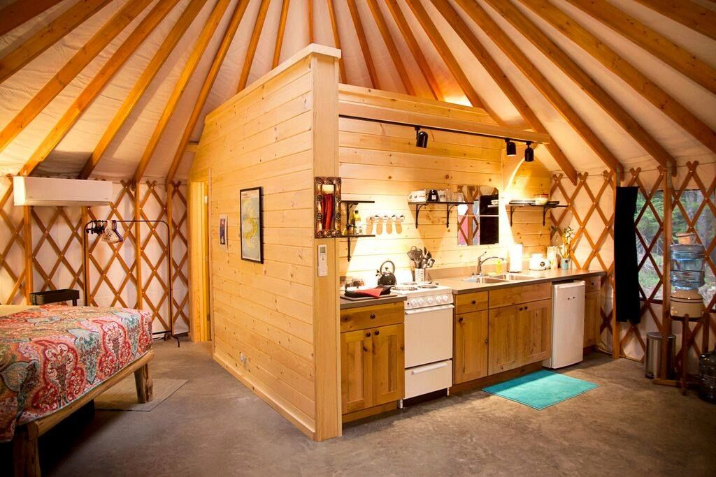 Photos And Videos Of Yurts Tipis And Tents From The