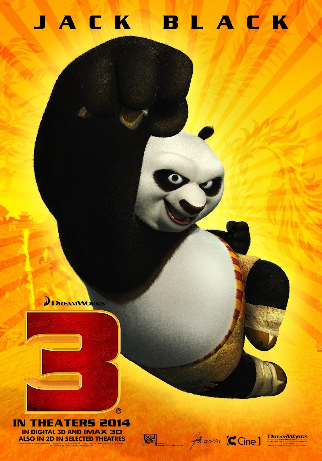 We Looooove The Kung Fu Panda Movies After Watching Frozen A