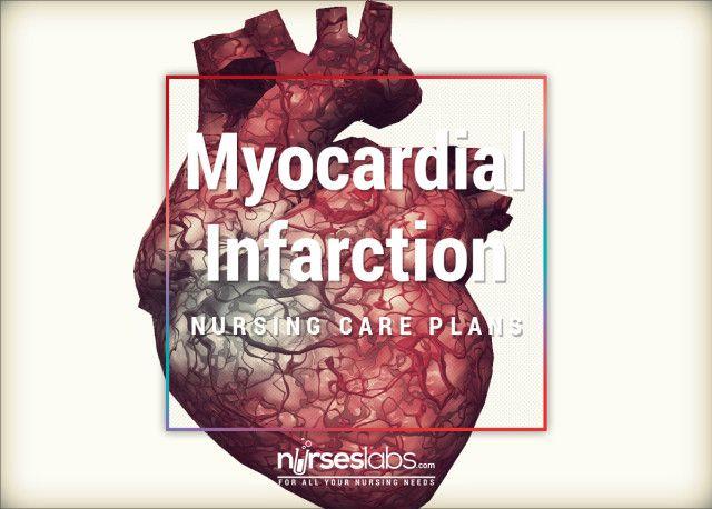 nursing care plan for myocardial infarction