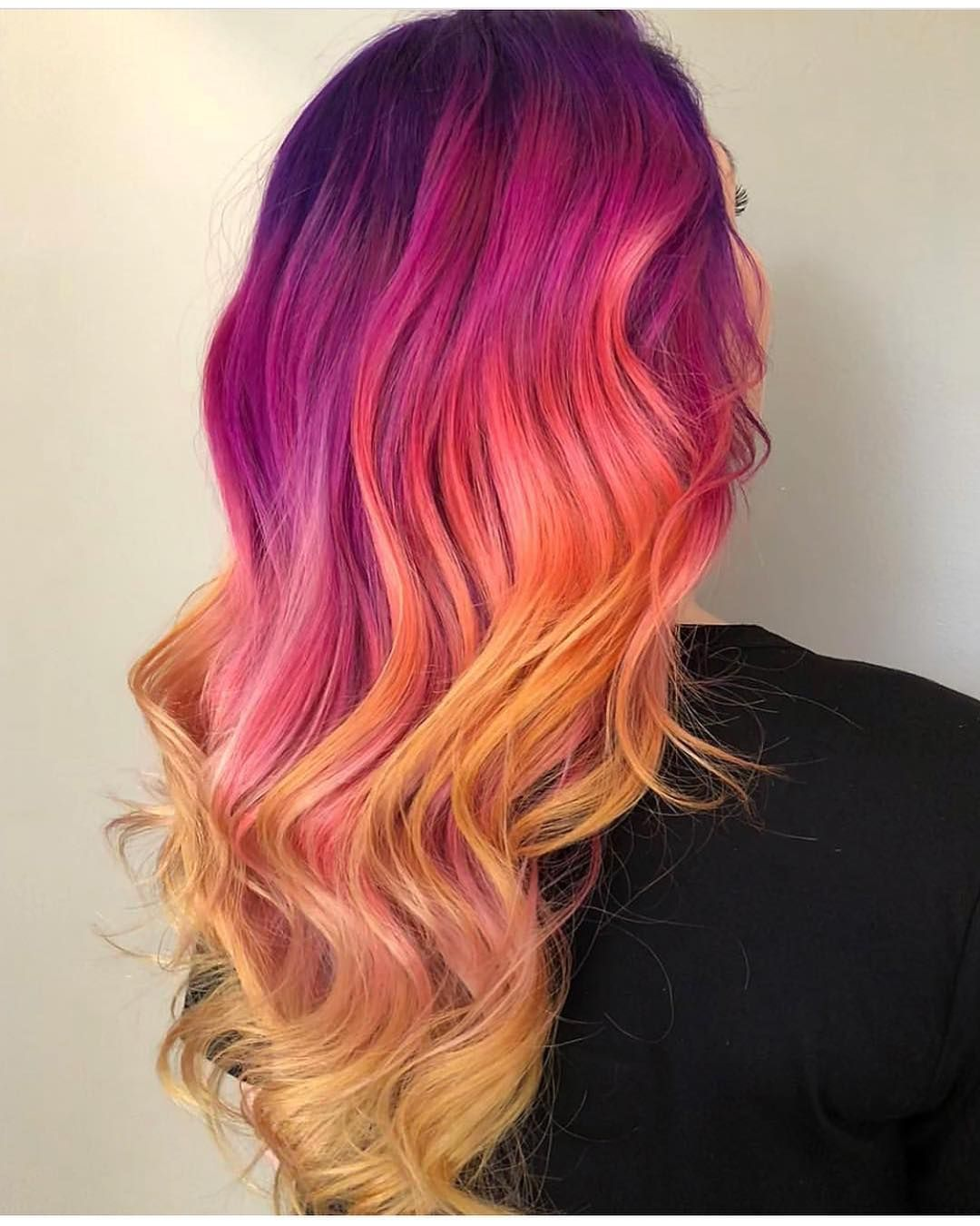 Pin by tirkal on colored pinterest hair coloring red blonde and