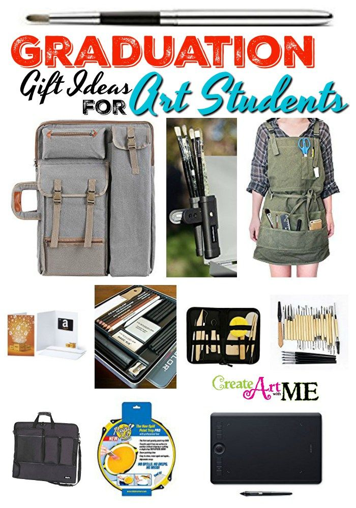 Graduation Gifts For Art Students Space To Create Start