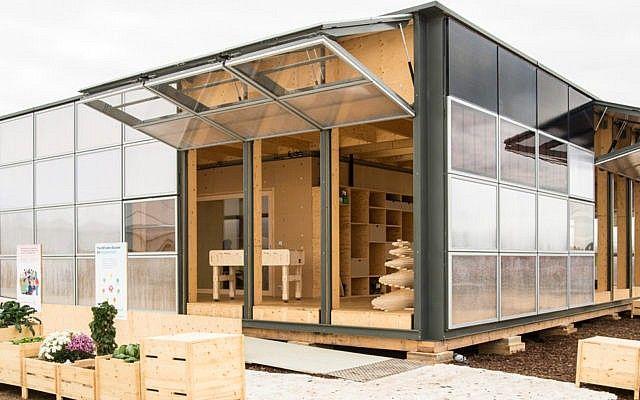 High Quality NeighborHub U2013 Ein Fast Autarkes Haus Für Nachbarschaftliche Selbstversorger