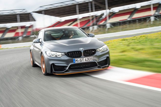 2016 BMW M4 GTS First Drive Review - Motor Trend