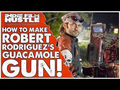 How to Make Robert Rodriguez's Guacamole Gun - Film Tips | Indie Film Hustle http://www.indiefilmhustle.com
