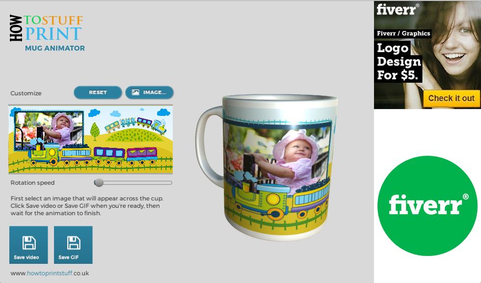 Virtual Mug Animator mock up software – FREE download | to do | Mugs