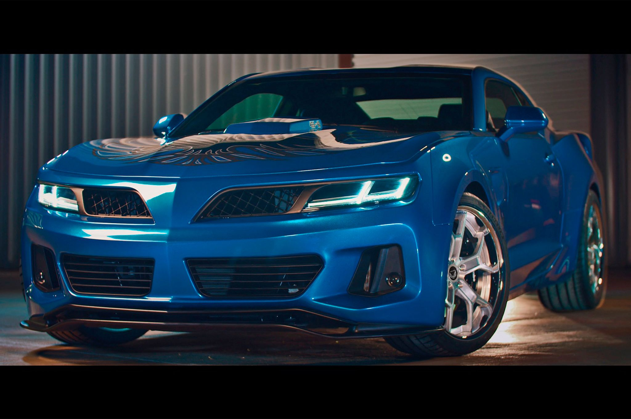 This Is the 1,000HP 2017 Trans Am 455 Super Duty (With