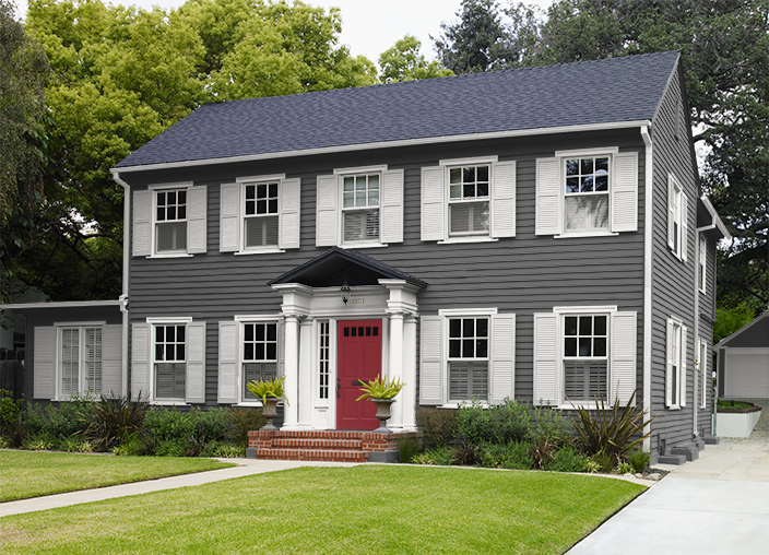 My Project Exterior House Colors Outside House Paint House Exterior