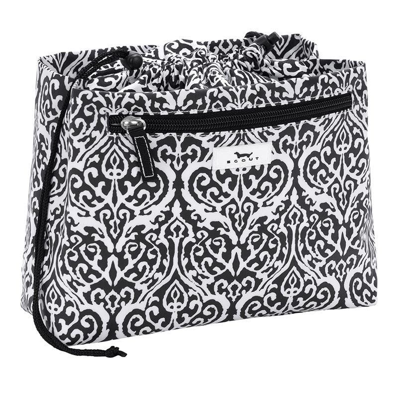 Glam Squad MAKEUP BAG 38 Pattern Selected Black Knight