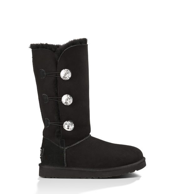 diamond button uggs