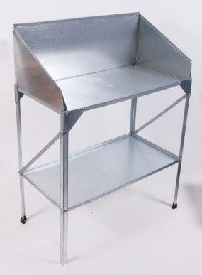 Outdoor Metal Potting Bench Google Search