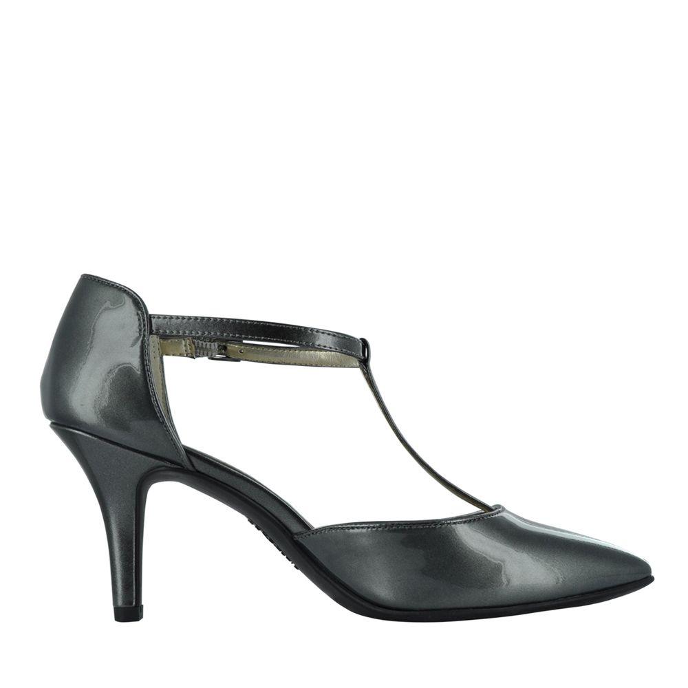 Yatima Pump Mid Heel Dress Shoes Dress Shoes Women S