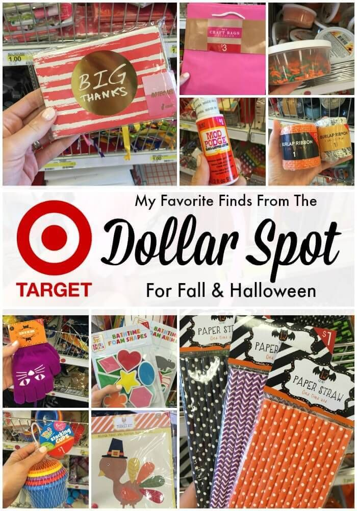 Target Dollar Spot Finds ShoPping TrICks Pinterest Target