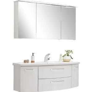 Xora Badezimmer, Weiß