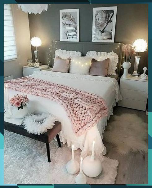 redit ? @merals_home #bedroomdecor #bedroom #inspire_me_home_decor # interiord…