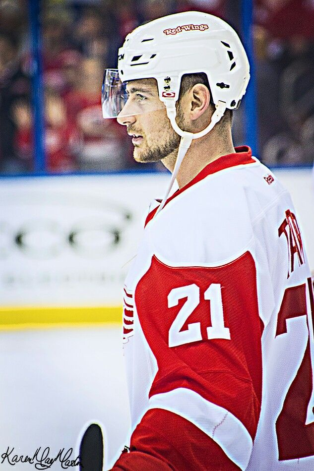 Tomas Tatar Red Wings Hockey Detroit Red Wings Hockey Detroit Red Wings