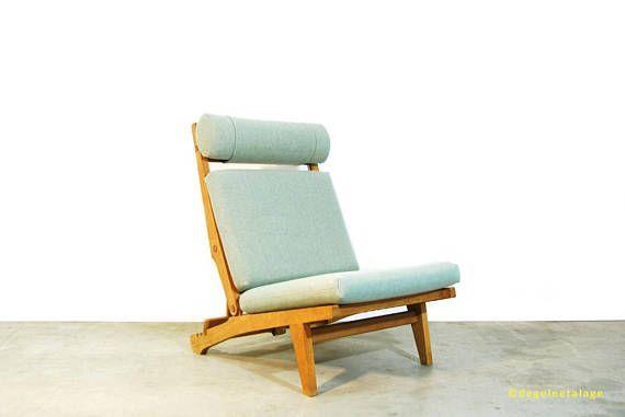 Lounge fauteuils AP71 / Hans Wegner / AP Stolen / Deens / 1960