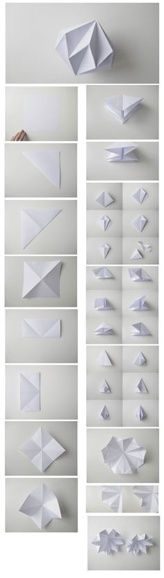 DIY PAPER DIAMONDS                                                       …