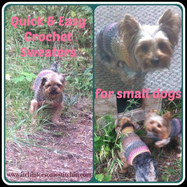 {wow me} wednesday #210 #dogcrochetedsweaters