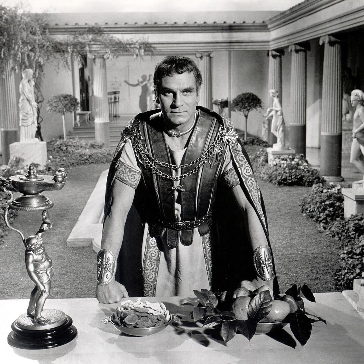Laurence olivier spartacus quotes - God