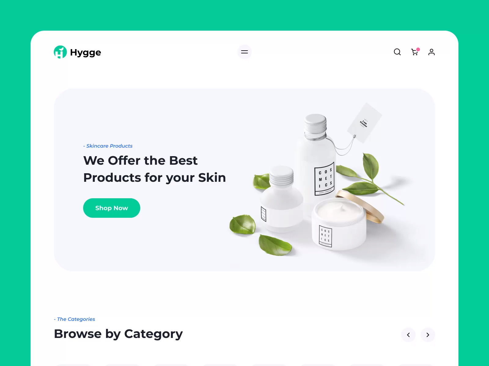 Hygge eCommerce brings you 16 beautiful, production-ready templates designed to jumpstart your eCommerce related projects. All templates were built with a clean and simple technology stack to allow for easy customization and scalability.