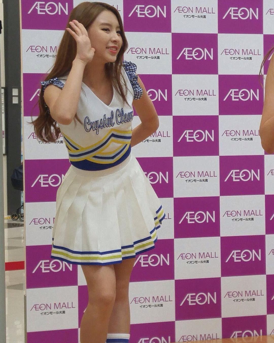 [16.07.16] @ Aeon Release Event ---------------------------------------------- #CrystaLClear #CLC #Kpop #CubeEntertainment #Sorn #Yeeun #Yujin #Seugyeon #Seunghee #RookieGroup #GirlGroup #씨엘씨 #Elkie #ElkieChong #CLCElkie #ChongTingYan #Eunbean #Kwoneunbean #clckwonbean #KwonEunbin #Eunbin #莊錠欣 #엘키 #손 #오승히 #예은 #은빈 #승연 #유진#チャミスマ