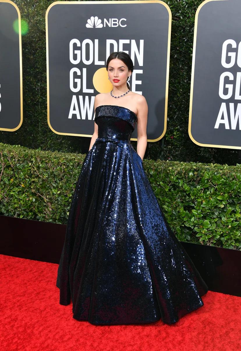 Golden Globes 2020: Red Carpet Dresses