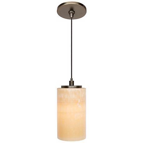 Lbl onyx 4 wide cylinder bronze mini pendant bronze pendant light lbl onyx cylinder bronze pendant light aloadofball Gallery