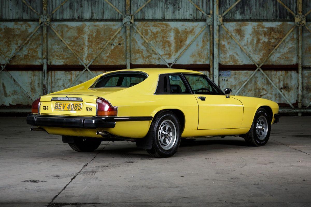1977 jaguar xjs v12 manual classic driver market