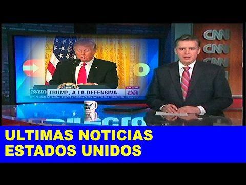 Ultima noticia de EEUU, Donald Trump DECLARA GUERRA CONTRA CARTELES, ya comensara el MURO - YouTube