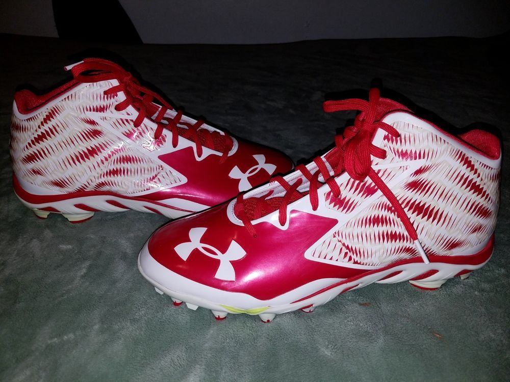 ff5c2be18c293 Under Armor Football Cleats Size 13.5 Ultra Grip 1270446-151 ...