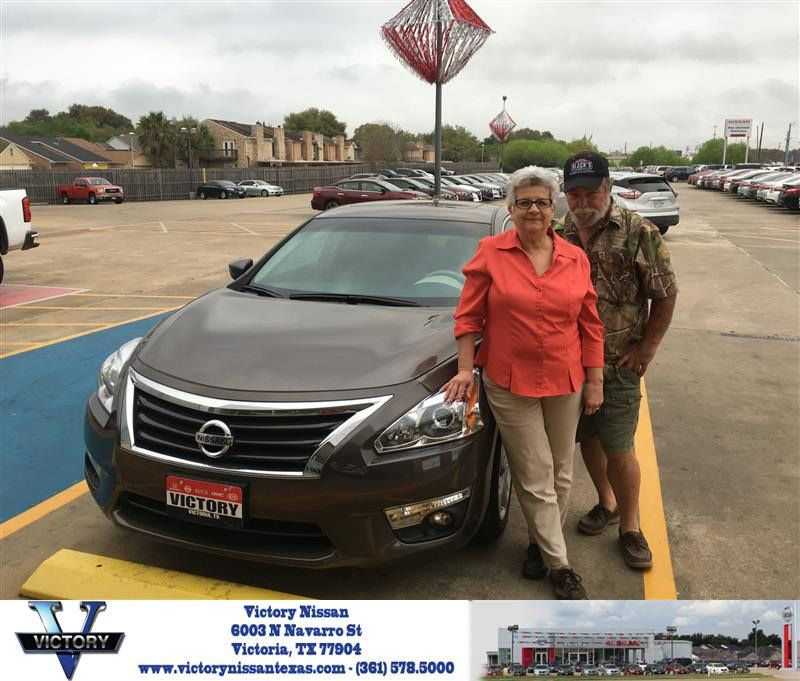 Congratulations Robert On Your Nissan Altima From Eduardo Duran At Victory Nissan Nissan Victorious Duran