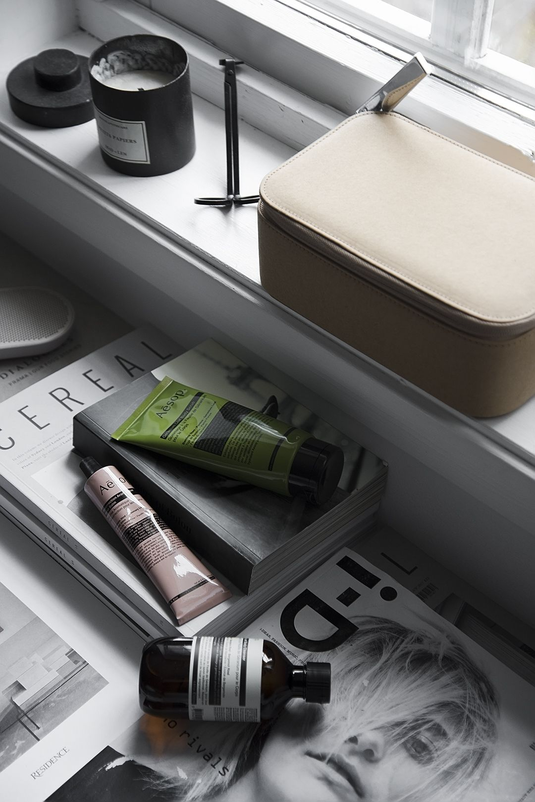 Exterieur wohndesign mit fliesen aesop  atlas of attraction  packaging  pinterest  love gifts