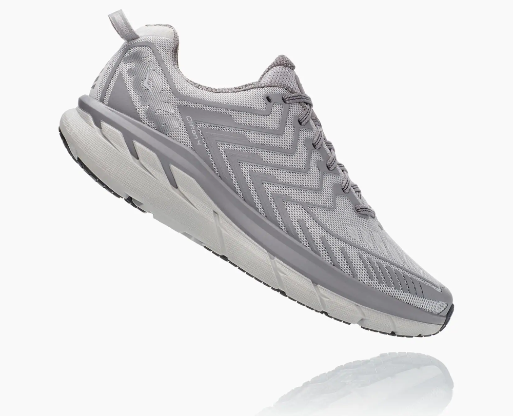 HOKA ONE ONE® in 2020   Silver shoes